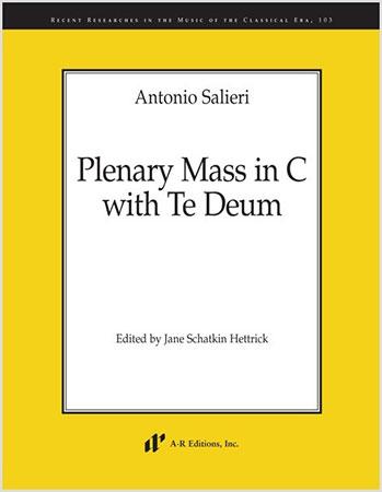 Plenary Mass in C with Te Deum