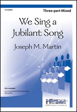 We Sing a Jubilant Song