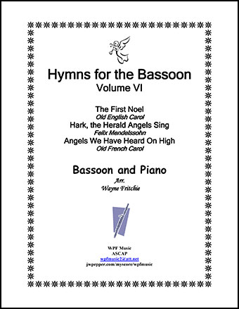 Hymns for the Bassoon Volume VI