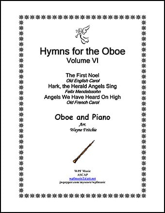 Hymns for the Oboe Volume VI