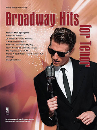 Broadway Hits for Tenor