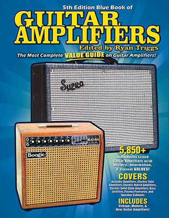 5th Edition Blue Book of Guitar Amplifiers