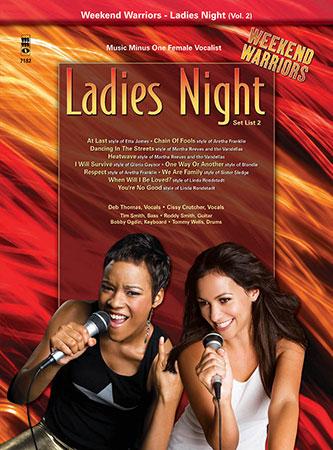 Weekend Warriors The Singers Songbook #2 Female Singers