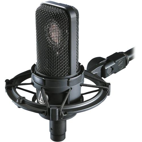 Audio Technica Cardioid Condenser Microphone