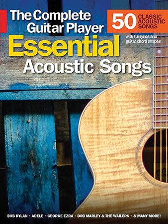 The Complete Guitar Player : Essential Acoustic Songs