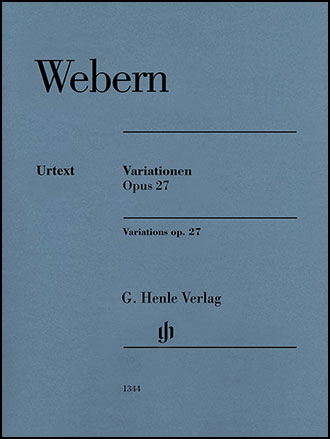 Variations, Op. 27