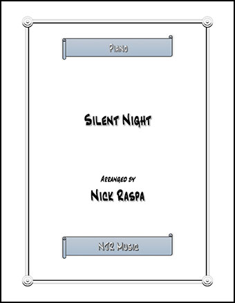 Silent Night Late Elementary Jazz By Franz Grub Jw Pepper