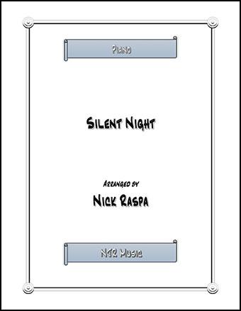 Silent Night (late elementary jazz) Thumbnail