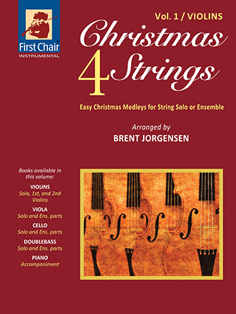 Christmas 4 Strings #1