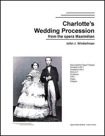 Charlotte's Wedding Procession