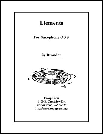 Elements for Saxophone Octet