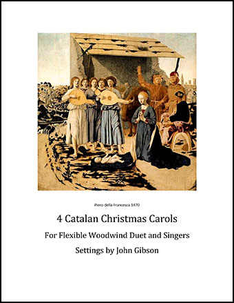 4 Catalan Christmas Carols