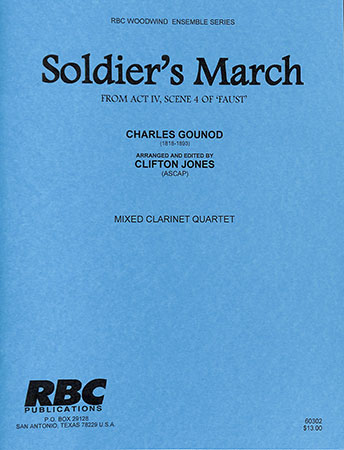 Soldier's March