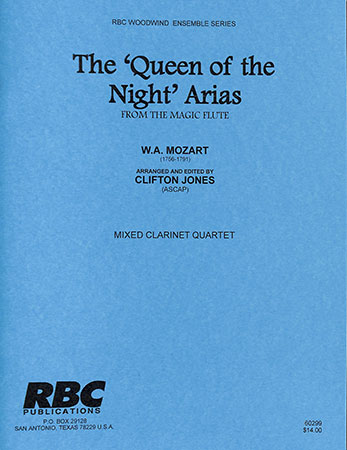 The Queen of the Night Arias