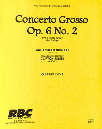 Concerto Grosso, Op. 6, No. 2