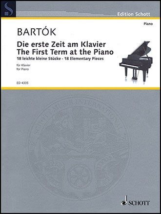 The First Term at the Piano