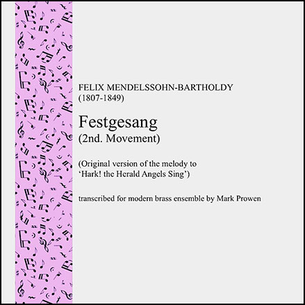 Festgesang (2nd Movement)
