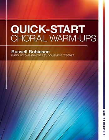 Quick-Start Choral Warm-Ups Cover