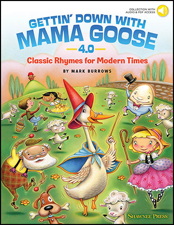 Gettin' Down with Mama Goose 4.0 Cover