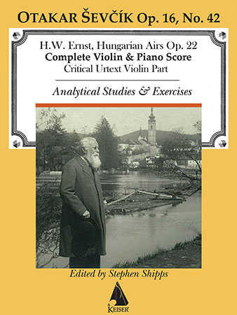 Hungarian Airs, Op. 22 / Analytical Studies and Exercises, Op. 16, No. 42