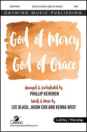 God of Mercy, God of Grace