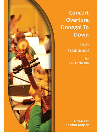 Concert Overture Donegal to Down