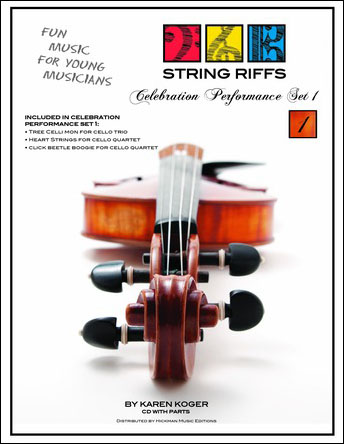 String Riffs Celebration Performance Set 1