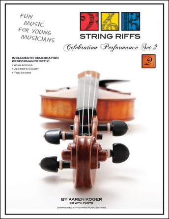 String Riffs Celebration Performance Set 2