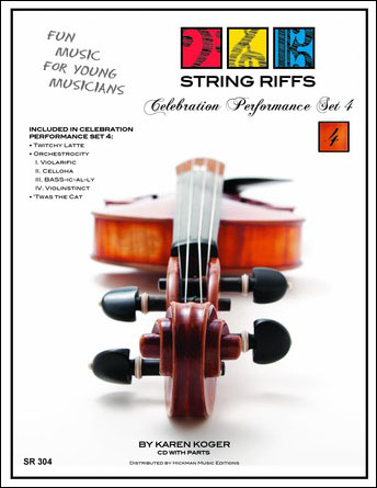 String Riffs Celebration Performance Set 4