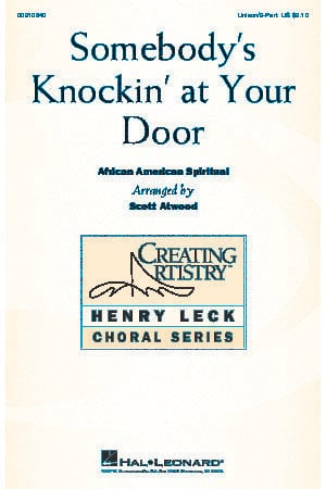 Somebody's Knockin' at Your Door