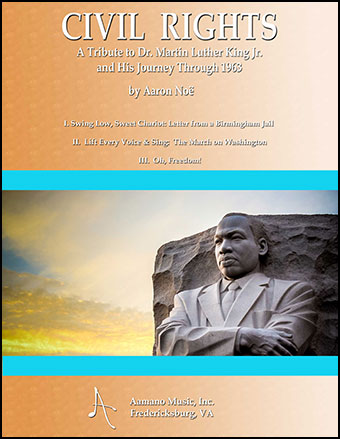 Civil Rights: A Tribute to Dr. Martin Luther King, Jr. And His Journey Through 1963