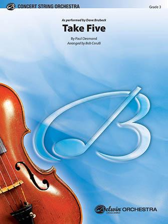 Take Five Thumbnail