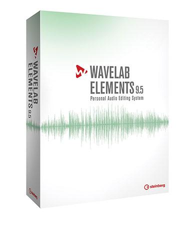WaveLab Elements 9.5