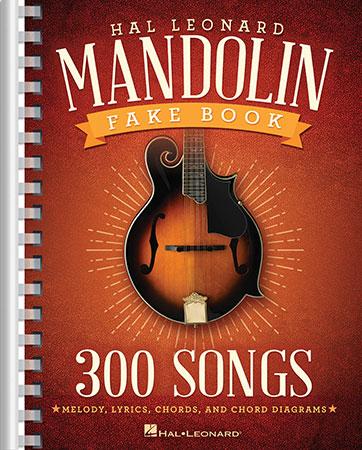 Hal Leonard Mandolin Fake Book