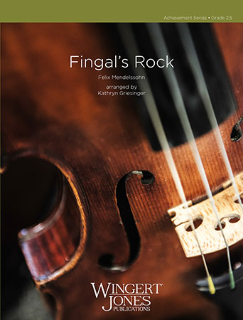 Fingal's Rock