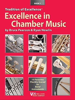 Excellence in Chamber Music, Book 1