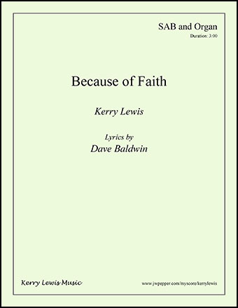 Because of Faith