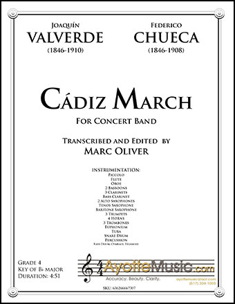Cadiz March