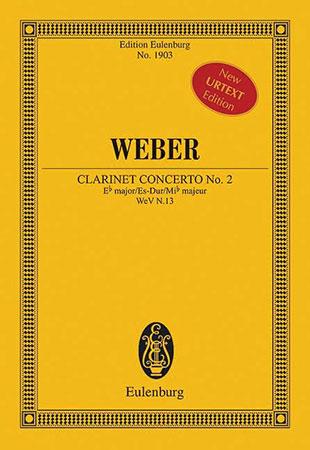 Clarinet Concerto No. 2 in E-flat Major