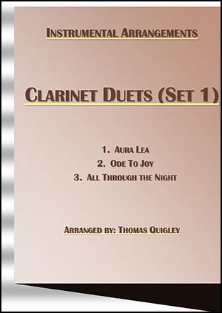 Clarinet Duets (Set 1)