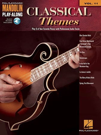 Mandolin Play-Along, Vol. 11 Classical Themes
