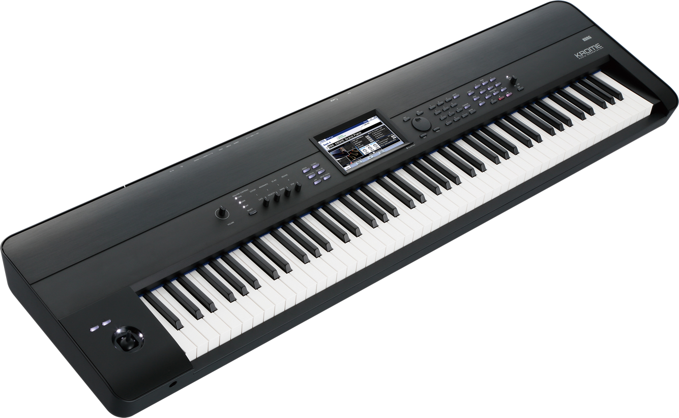 Korg KROME-73 Music Workstation