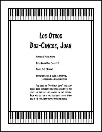 Los Otros Dos-Cincos, Juan