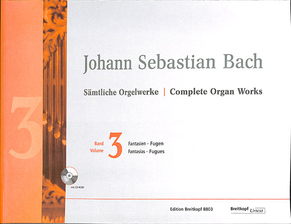 Complete Organ Works, Vol. 3