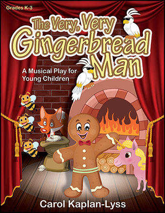 The Very, Very Gingerbread Man