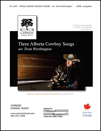 Alberta Cowboy Songs