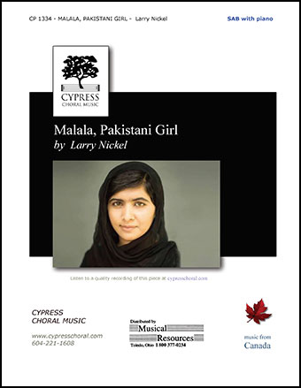 Malala Pakistani Girl