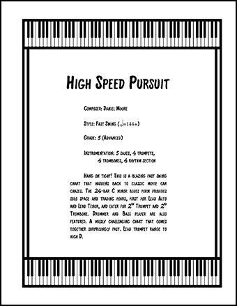 High-Speed Pursuit