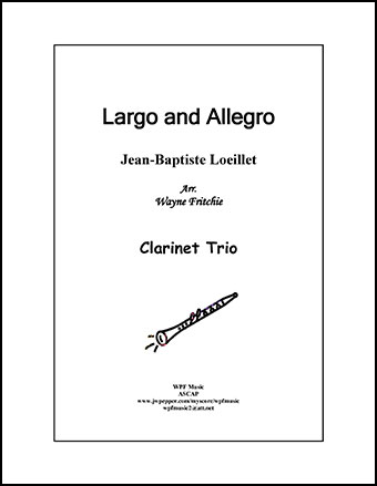 Largo and Allegro