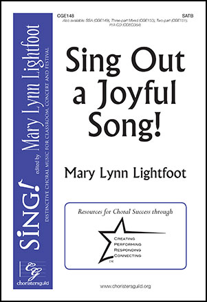 Sing Out a Joyful Song!